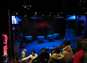 Korean Theater Showing Nanta