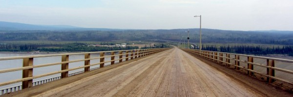 Trekking To The Arctic Circle Via The Dalton Hwy